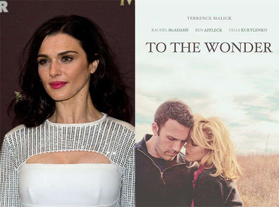 Rachel Weisz | To the Wonder