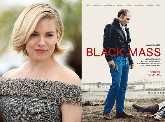 Sienna Miller | Black Mass
