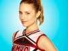Dianna Agron nel serial Glee