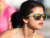Selena Gomez sul set di Spring Breakers