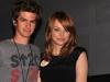 Emma Stone con Andrew Garfield (2011)