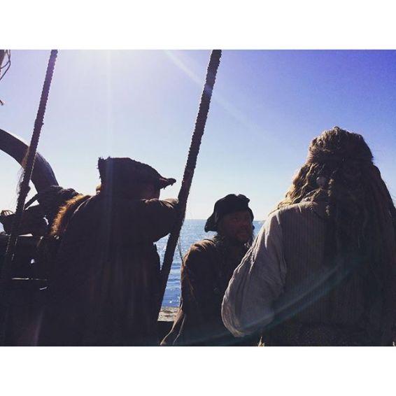 6. Foto set Pirati dei Caraibi 5