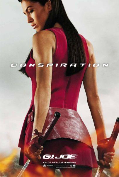 G.I. Joe: La vendetta - Poster