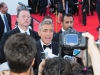 George Clooney rilascia un'intervista.