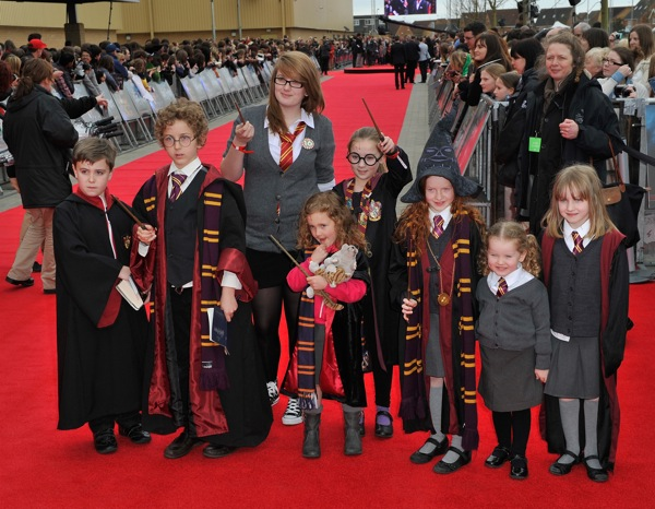 Warner Bros. Studio Tour London – The Making of Harry Potter  – Red Carpet