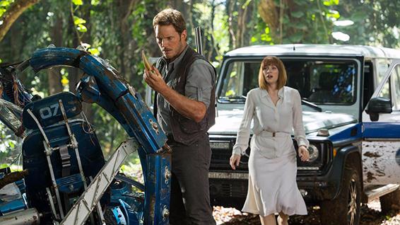 1. Jurassic World | 18 errori