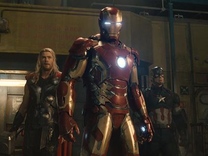 10. Avengers: Age of Ultron | 5 errori