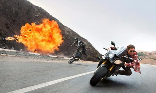 9. Mission Impossible: Rogue Nation | 5 errori