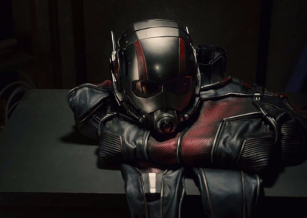 4. Ant-Man | 8 errori