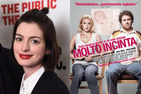 Anne Hathaway | Molto Incinta (2007)