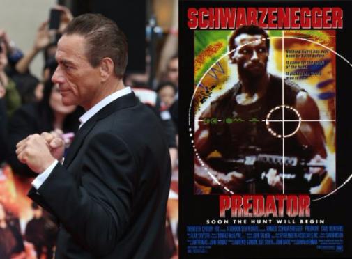 Jean-Claude Van Damme | Predator (1987)