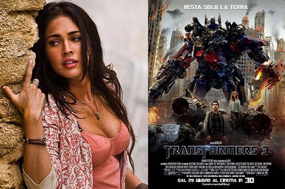Megan Fox | Transformers 3 (2011)
