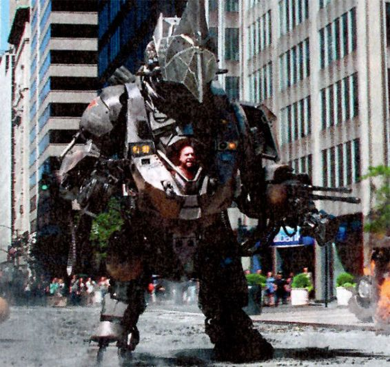 Spiderman movie rhino - photo#21