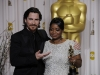 Christian Bale, Octavia Spencer