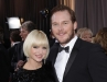 Anna Faris, Chris Pratt