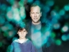 TOUCH:  Kiefer Sutherland (R) returns to FOX as Martin Bohm, a widower and single father, haunted by an inability to connect to his mute 11-year-old son (David Mazouz, L).  But everything changes when he discovers that his son possesses the gift of staggering genius - the ability to see things that no one else can and the patterns that connect seemingly unrelated events in TOUCH premiering Spring 2012 on FOX.  ©Fox Broadcasting Co.  Cr:  Brian Bowen Smith/FOX
