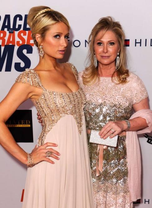 Paris Hilton e Kathy Hilton