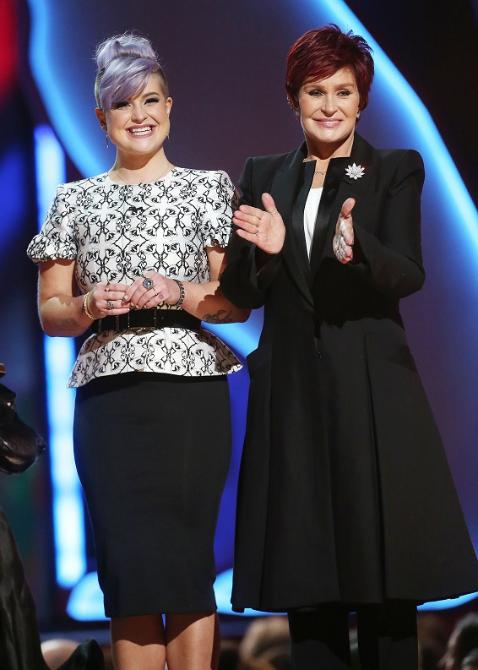 Sharon Osbourne e Kelly Osbourne