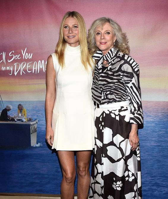 Gwyneth Paltrow e Blythe Danner