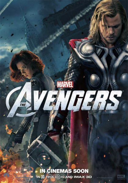 The Avengers - Poster