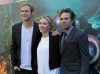 The Avengers - Photocall Roma