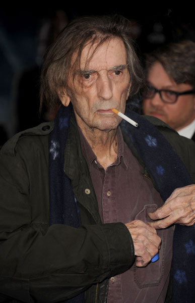 Harry dean stanton foto getty images jason merritt