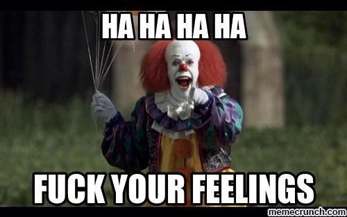 Hahahahaha v******o ai tuoi sentimenti