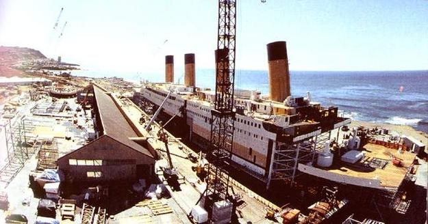 Titanic - Curiosità 17