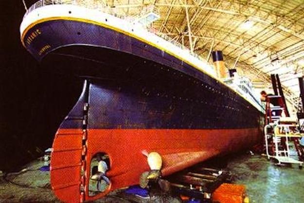 Titanic - Curiosità 18