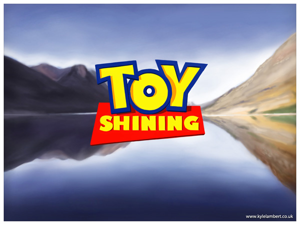 Toy Story - Shining 01