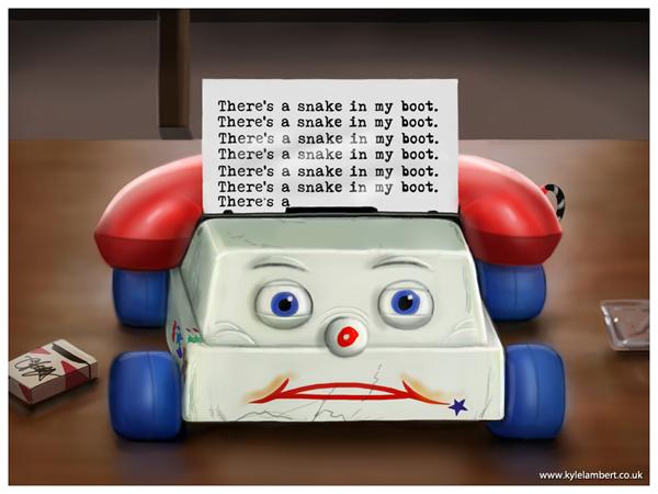 Toy Story - Shining 17