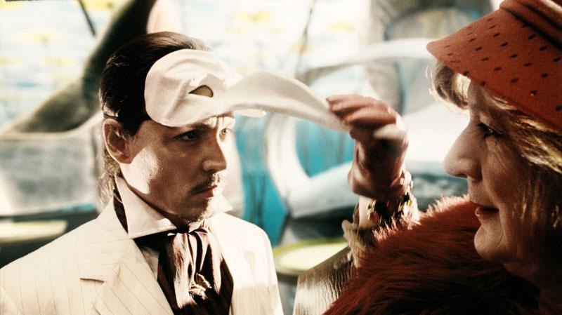 Parnassus - L'uomo che voleva ingannare il diavolo (2009)