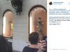 Zoolander 2, Ben Stiller e Owen Wilson in vetrina da Valentino a Roma (2)