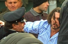 Johnny Depp arrestato!