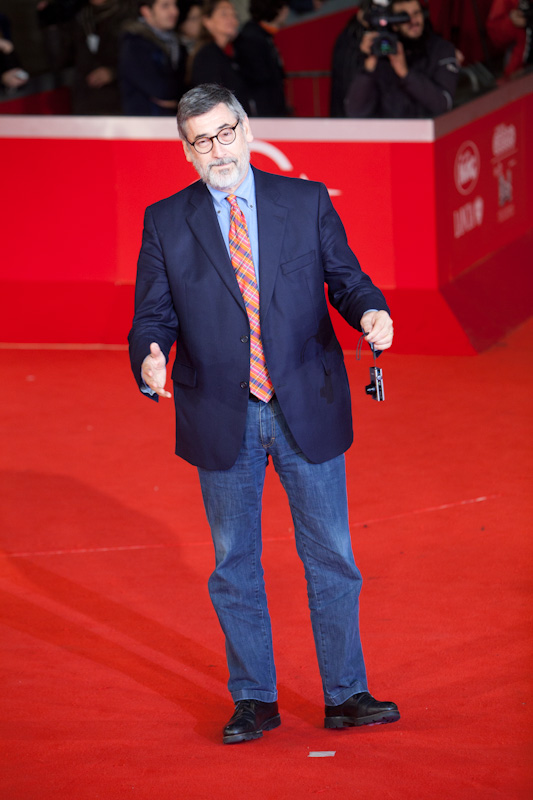 John Landis sul red carpet