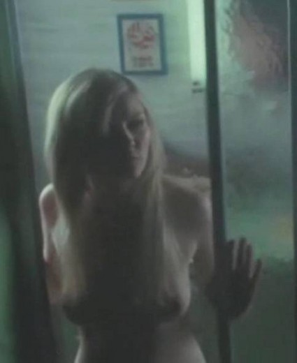 kirsten dunst tits shower