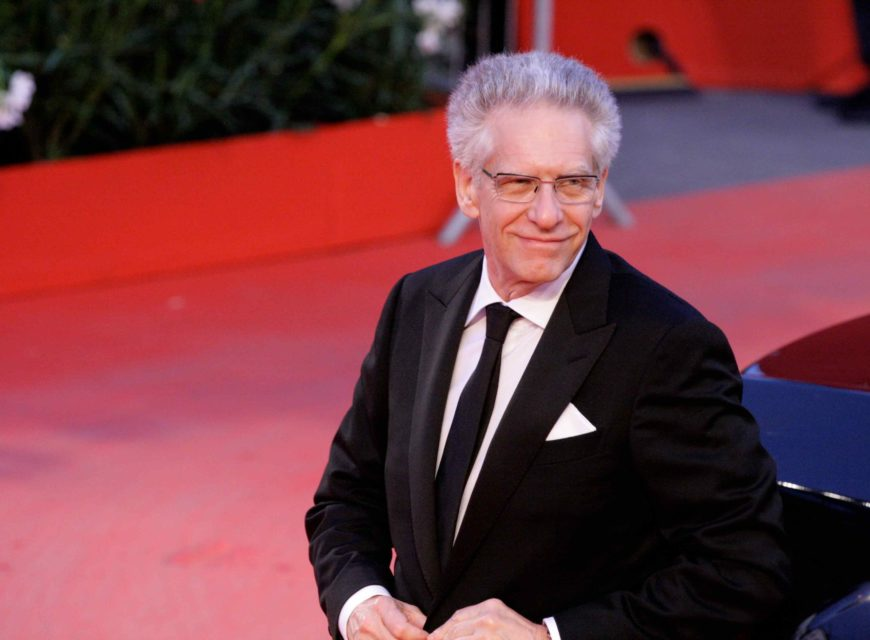 David Cronenberg, regista di A Dangerous Method (foto di Luca Maragno)