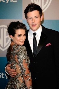 lea-michele-cory-monteith-Getty