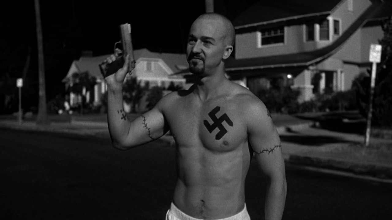 American history x film analysis