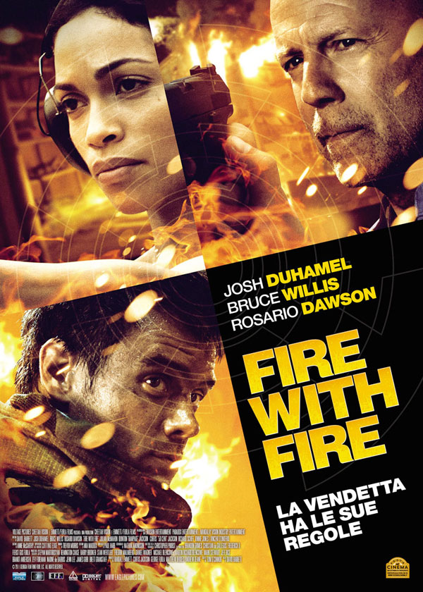 Fire with Fire (2013) .avi DVDRip AC3 - ITA
