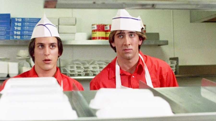 Nicolas Cage - Nella commedia diretta da Amy Heckerling Fuori di testa, l'attore è accreditato ancora con il suo vero nome: Nicolas ...