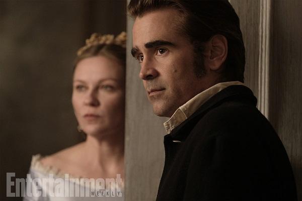 The Beguiled, Colin Farrell nel primo trailer del film di Sofia Coppola