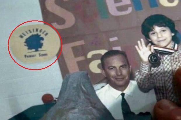 L'UOMO D'ACCIAIO - LA SCUOLA WEISINGER: Nell'album fotografico di Martha Kent, c'è un'immagine nella quale vedia...
