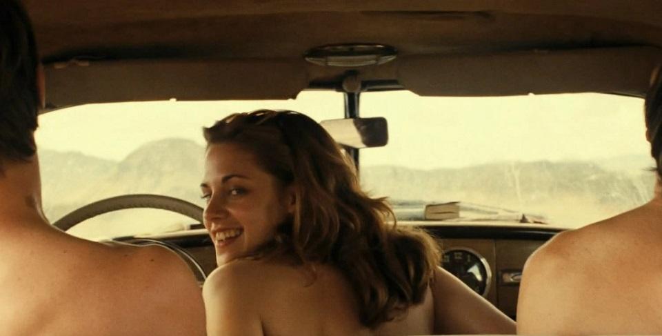 C'è un mood generale di grande promiscuità in tutto On the Road di Walter Salles. Eppure, la sequenza in macchina con Kristen Stewar...