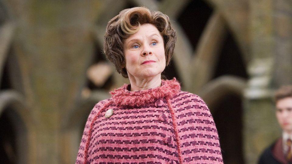 #5 - D'accordo, nella saga di Harry Potter ci sono Voldemort, Bellatrix Lestrange e Lucius Malfoy, darkissimi e minacciosi solo a ve...