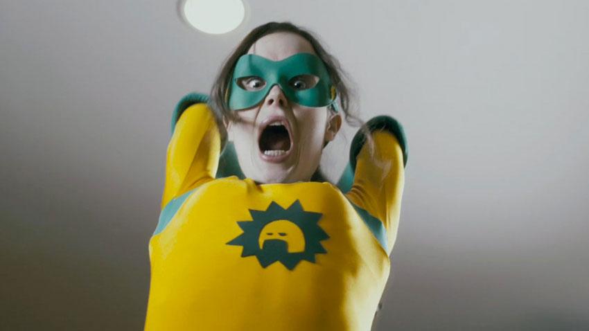 Ellen Page in Super - Attento crimine!!! - Nel cinecomic del 2010 di James Gunn (ora regista di Guardiani della Galassia per la Marvel) l...