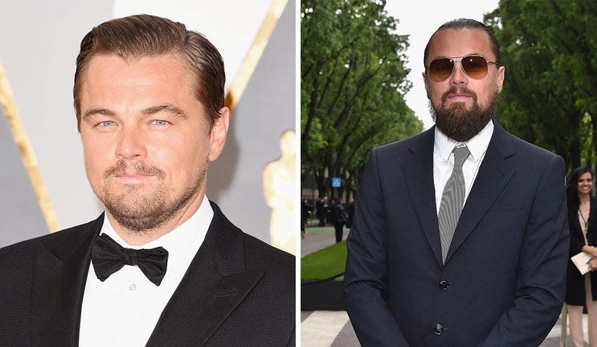 Il ruolo che gli ha regalato il primo Premio Oscar dopo tanti anni di attesa è anche quello che lo ha cambiato di più, per lo meno esteti...