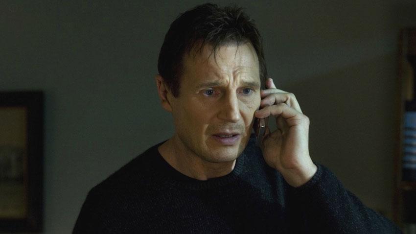Liam Neeson in Io vi troverò - Prima del 2008 non avremmo mai immaginato di vedere il nome dell'attore accanto alla descrizione &quo...