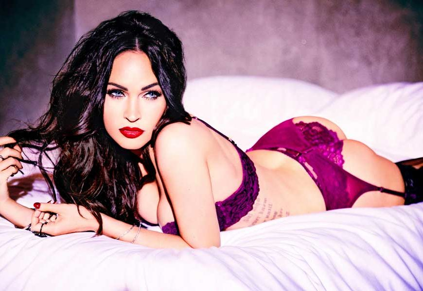 Megan Fox per Frederick's of Hollywood (2)