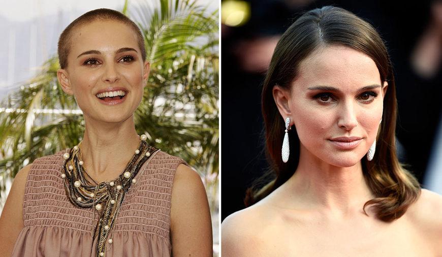 Ragioni di copione quelle che hanno spinto Natalie Portman nel 2005 per interpretare Evey Hammond in V per Vendetta. Il taglio fu girato ...